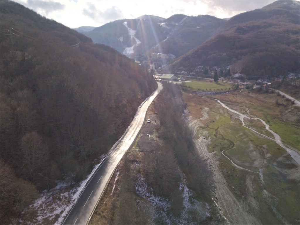 macedońskie drogi