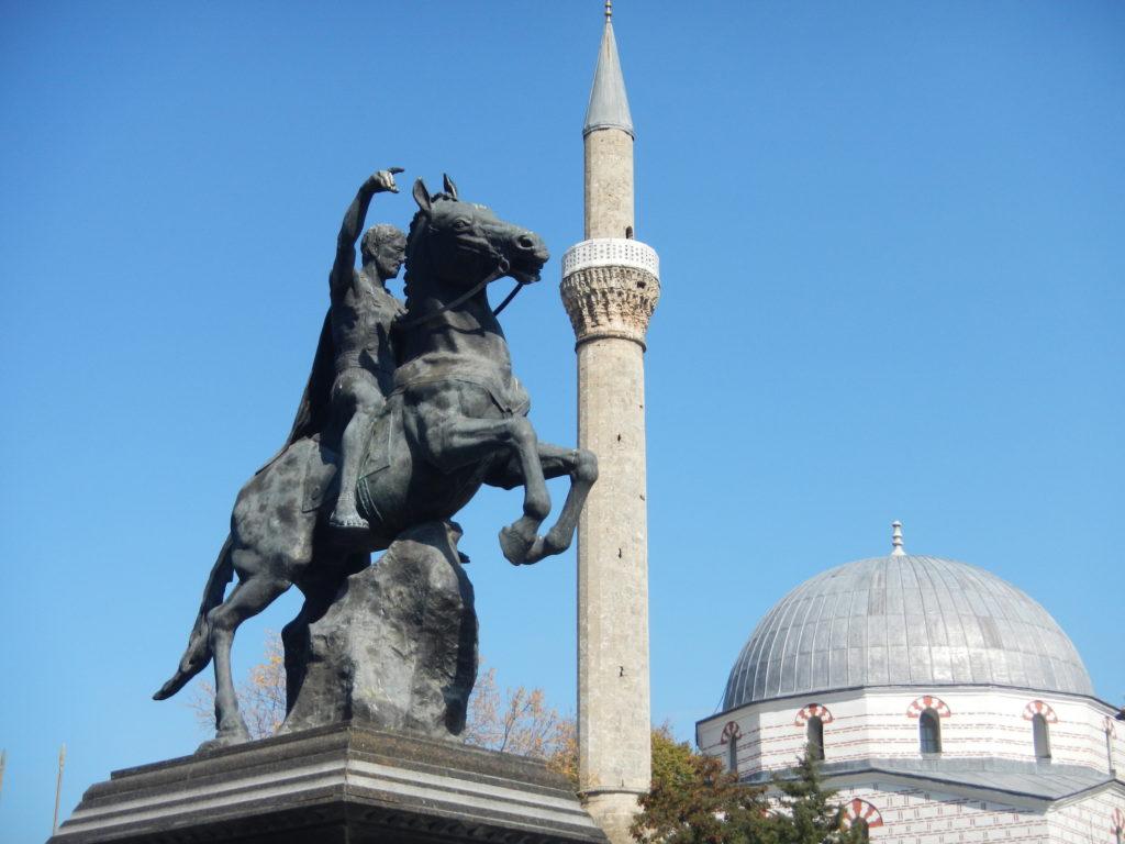 minaret w Bitoli