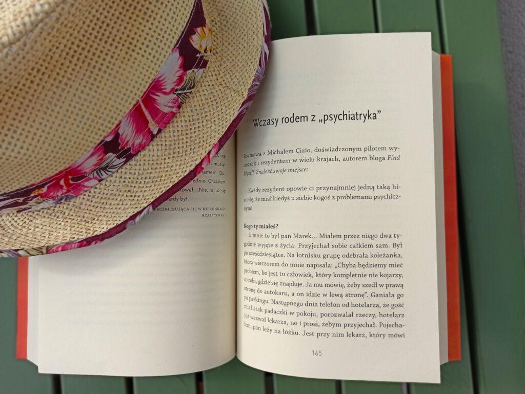książki podróżnicze