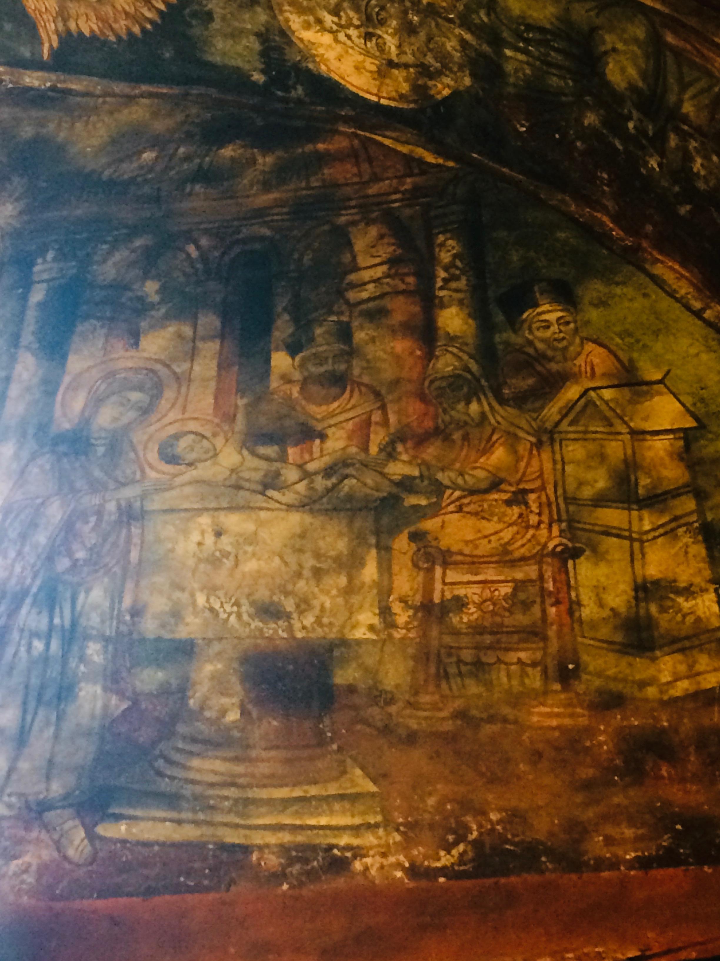 freski ikony Ochryda