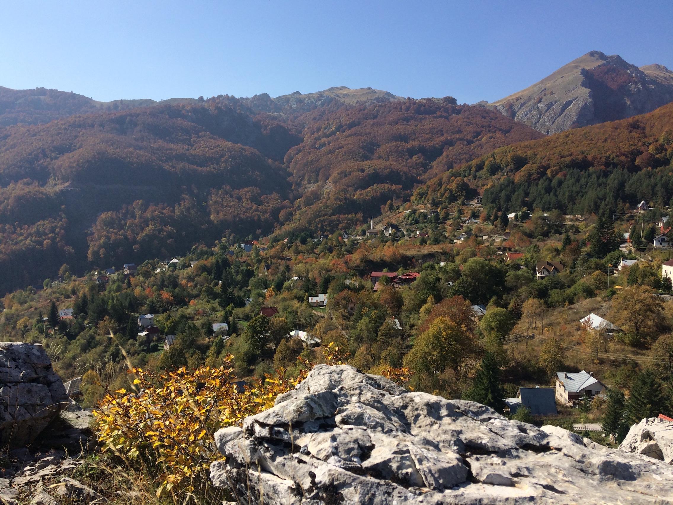 Vevcani Jablanica