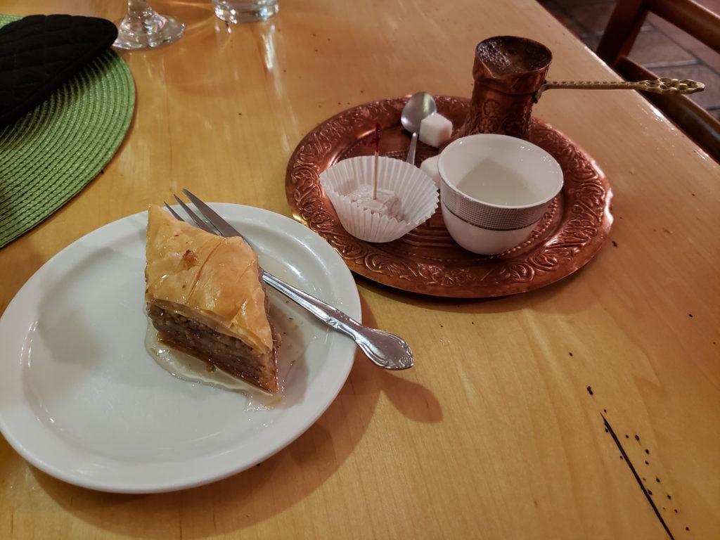 macedońska baklava