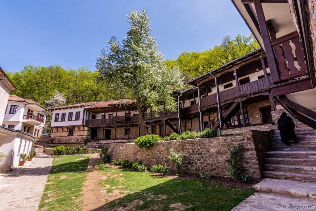 klasztory macedonia