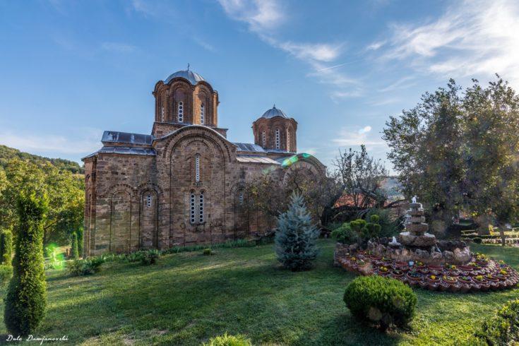 klasztor macedonia