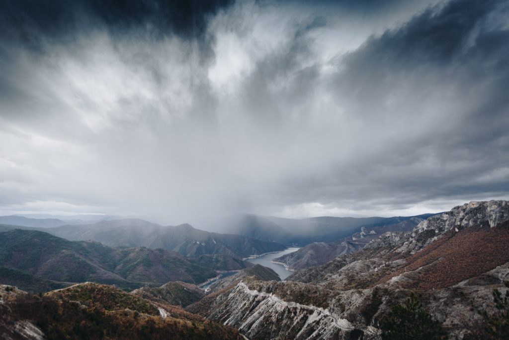macedonia góry