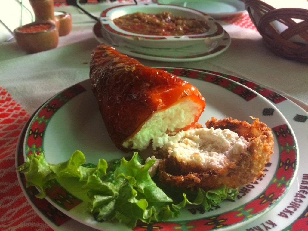 macedonia co zjesc