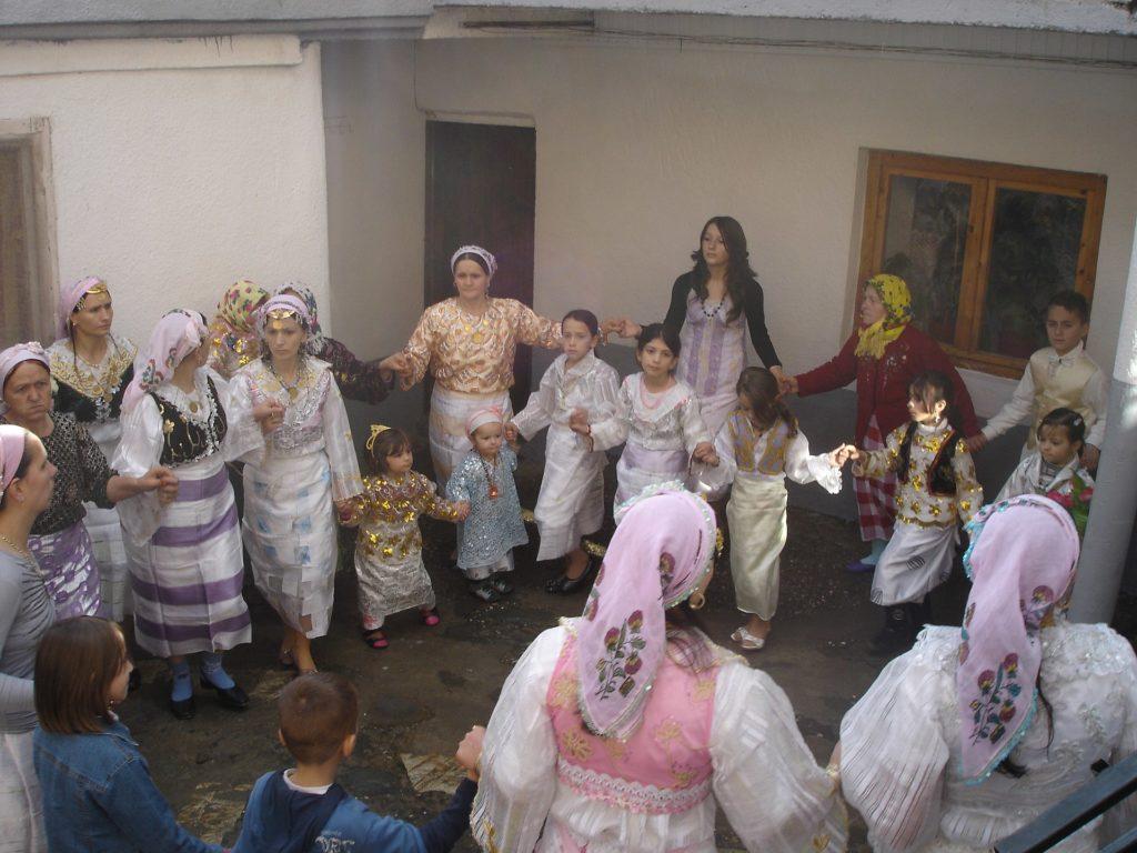 macedońskie muzułmanki
