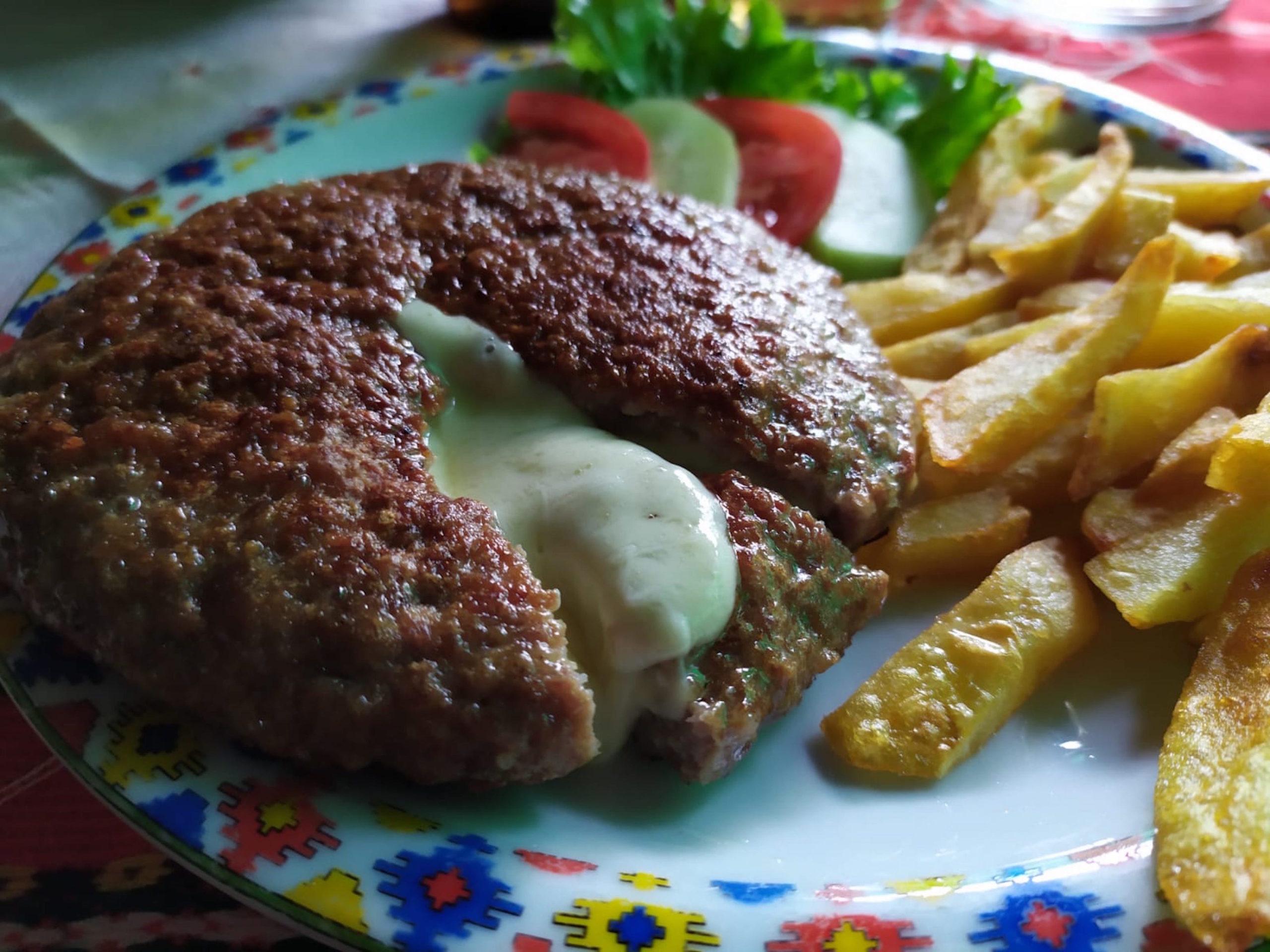 macedonia jedzenie