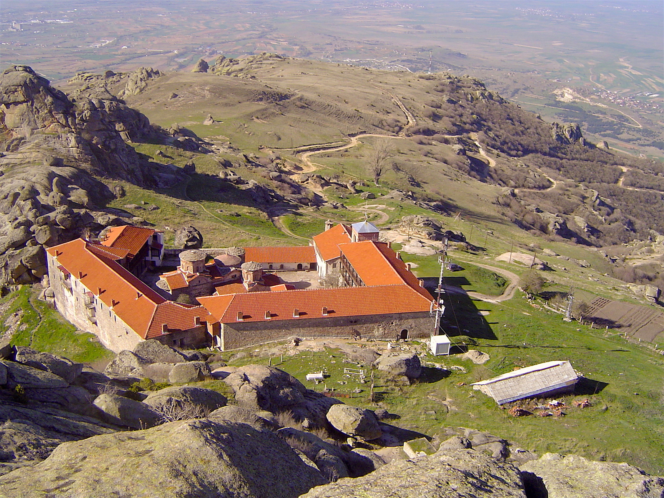 Monastyr Treskavec