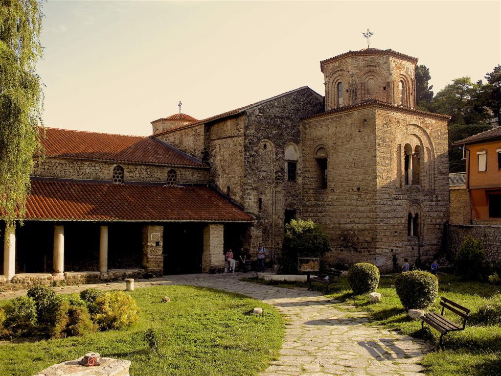 saint sophia ohrid