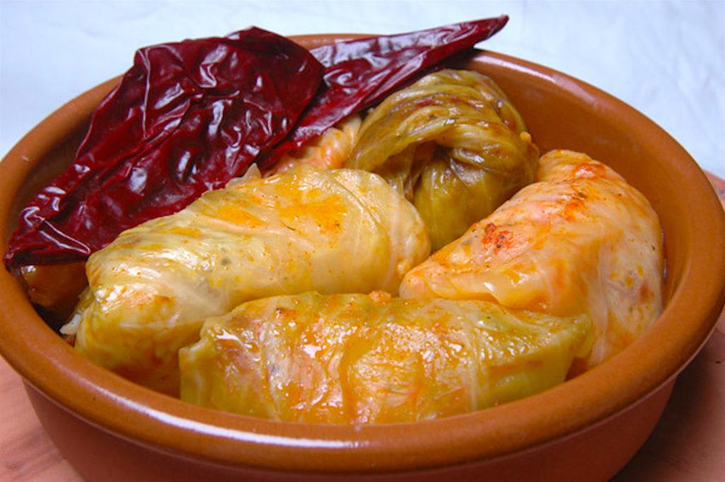 wegetarianie macedonia